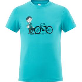 Cube André - Camisetas Niños - Turquesa